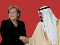 Merkel empowers democracy