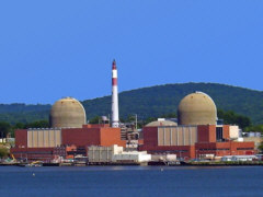 AKW Indian Point - Foto: Daniel Case - Creative-Commons-Lizenz 3.0 nicht portiert