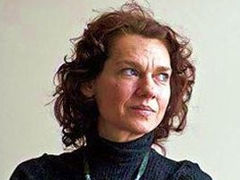 Asli Erdogan - Foto: Adrian Baer / PEN International - Creative-Commons-Lizenz Nicht-Kommerziell 3.0
