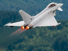 Eurofighter in Österreich - Foto: Marek Olszewski - Creative-Commons-Lizenz CC BY-SA 3.0
