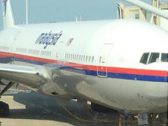 Flug MH17 der Malaysia Airlines