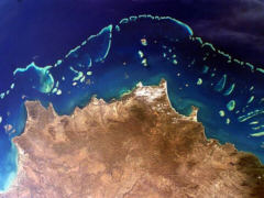 Great Barrier Reef - Foto: NASA - public domain