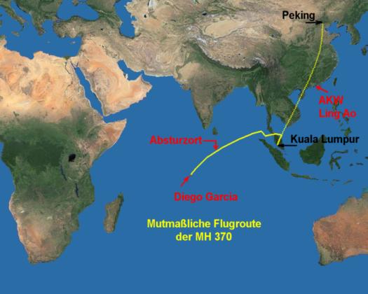mh370 ziel des geplanten anschlags war das chinesische akw ling ao. Black Bedroom Furniture Sets. Home Design Ideas