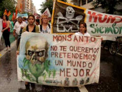 March against Monsanto, Argentina, 2015 - Foto: Loli Lopesino