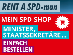 Rent a SPD-man - Grafik: Samy - Creative-Commons-Lizenz Namensnennung Nicht-Kommerziell 3.0