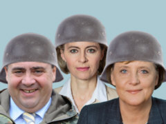 Stahlhelm-Fraktion - Collage: Samy