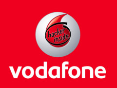 Vodafone hacked - Grafik: Samy